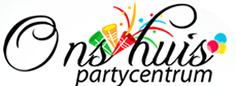 PartyCentrum Ons Huis logo